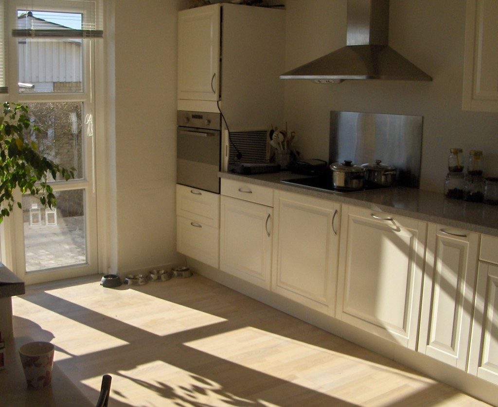 Køkken (køkkenallerum)